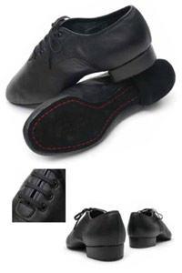 basic mens ballroom dance shoe